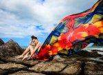 A arte da sublimação em tecidos