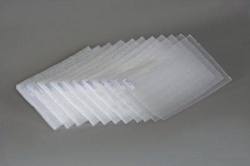 Isomantas - fornecido em laminas em diversas espessuras.