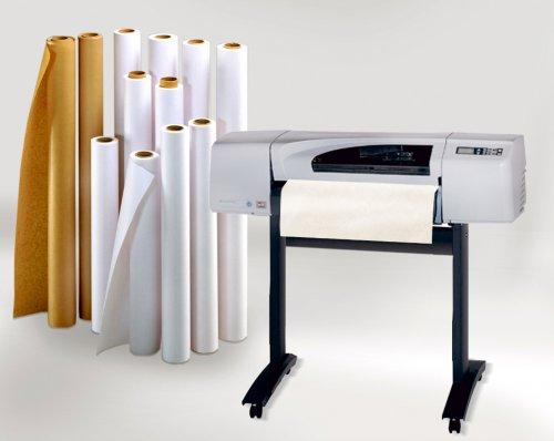 Papéis para plotters - diversos tipos de papeis, tamanhos e gramaturas