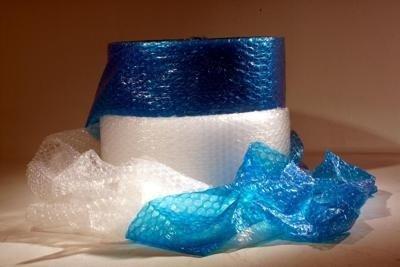 Plásticos Bolhas - bobinas em diversas espessuras e tamanhos