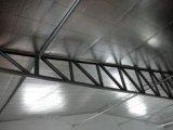 Isomantas - aluminizadas para retenção de calor em galpões industriais
